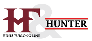 Hines Furlong Line and Hunter Marine Logo