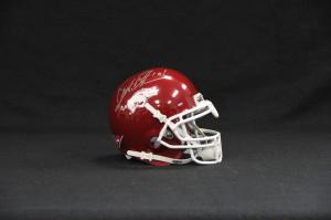 Arkansas Mini Helmet